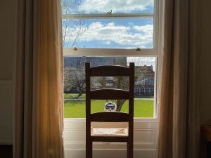 Covid-19-Window-Ledge-Listening-Chair-Recording