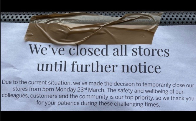 COVID-19-Belfast-City-Store-Closure-Signage-Notice